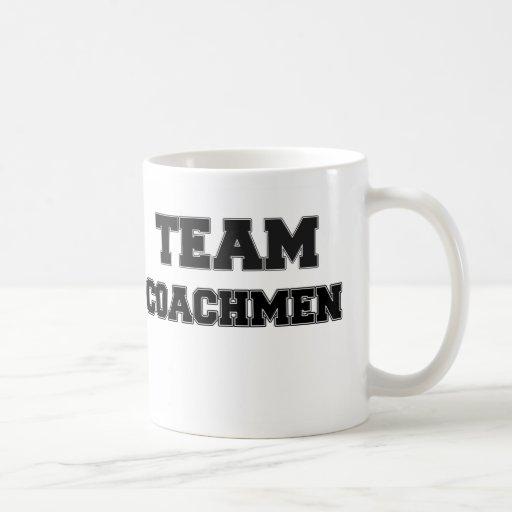Team Coachmen Classic White Coffee Mug