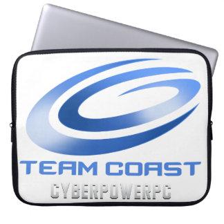 Team Coast Sleeve 15'' Laptop Computer Sleeves