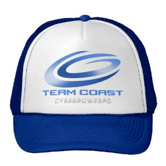 Team Coast Trucker Hat