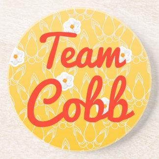 Team Cobb Beverage Coasters