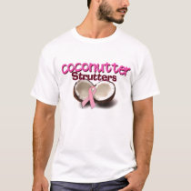 Team Coconutter Strutters T-Shirt