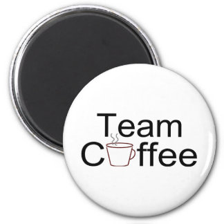 Team Coffee Magnets