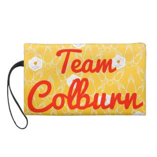 Team Colburn Wristlet Clutches