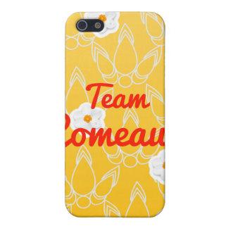 Team Comeaux iPhone SE/5/5s Case