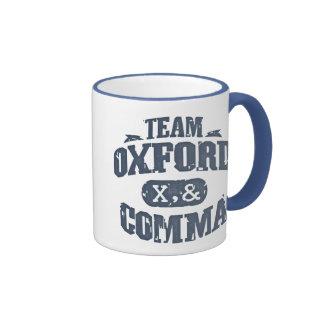 Team Comma Mug