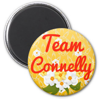 Team Connelly Refrigerator Magnet