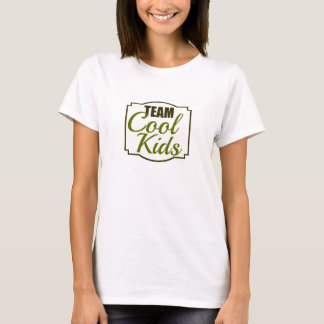 Team Cool Kids shirts