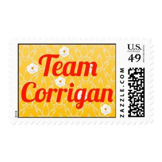 Team Corrigan Postage Stamp