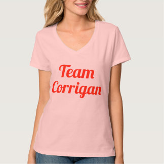 Team Corrigan T-shirt