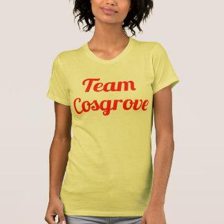 Team Cosgrove Shirts