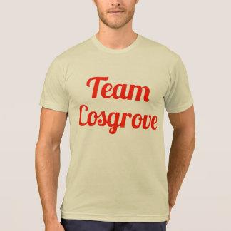 Team Cosgrove Tees