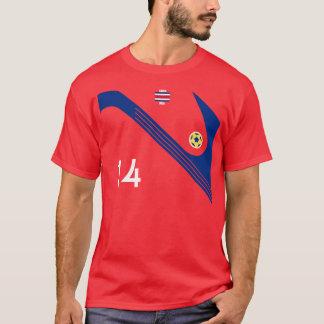 Team Costa Rica soccer T-Shirt