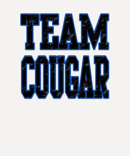 Team Cougar Tee Shirts