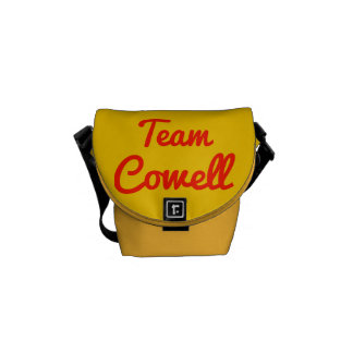 Team Cowell Courier Bag