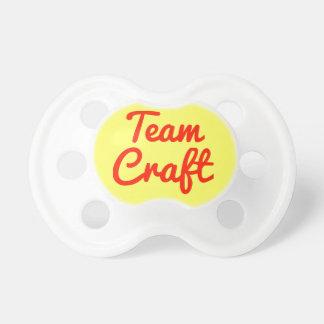 Team Craft Pacifier