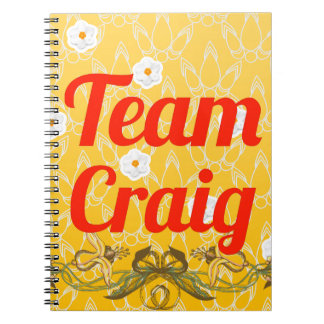 Team Craig Notebook
