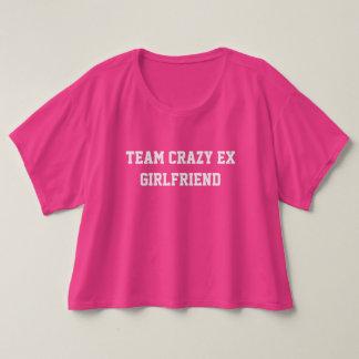 Team Crazy Ex Girlfriend T-shirt