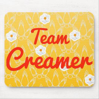 Team Creamer Mousepads