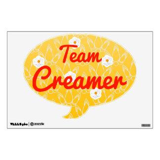 Team Creamer Wall Decor