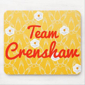 Team Crenshaw Mouse Pad