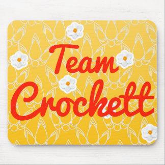 Team Crockett Mouse Pad