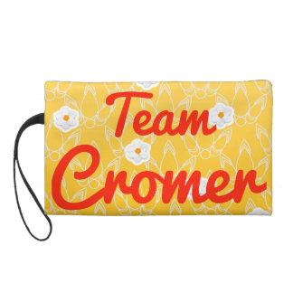 Team Cromer Wristlet Purse