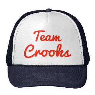 Team Crooks Hat