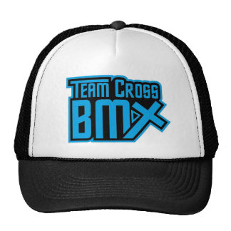 Team Cross BMX Trucker Hat