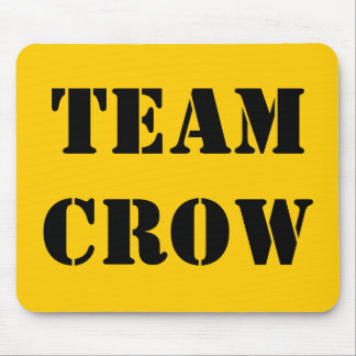 TEAM CROW MOUSE PAD