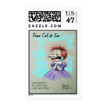 Team Cul de Sac Stamp #2 (revised)
