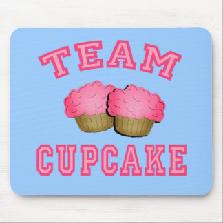 Team Cupcake Tshirts, Hoodies, Mugs, Gifts Mouse Pad