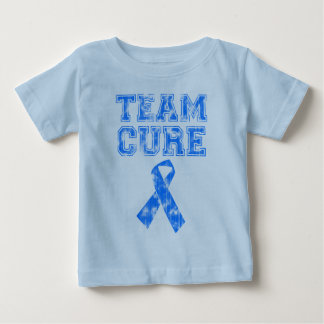 Team Cure (Blue) Baby T-Shirt