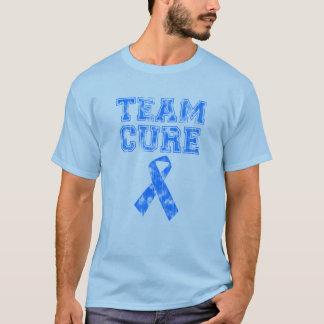 Team Cure (Blue) T-Shirt