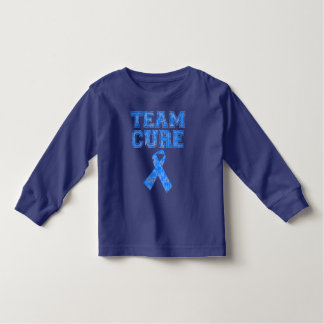 Team Cure (Blue) Toddler T-shirt