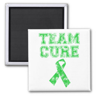 Team Cure (Green) Magnet