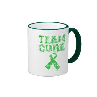 Team Cure (Green) Coffee Mug