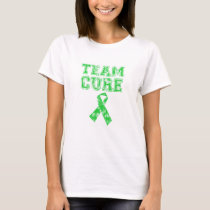 Team Cure (Green) T-Shirt