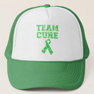 Team Cure (Green) Trucker Hat