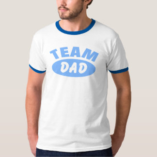Team Dad (Blue) T-Shirt