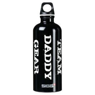 Team Daddy Gear Bottle SIGG Traveler 0.6L Water Bottle