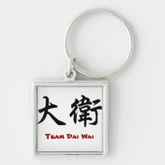 Team Dai Wai keychain