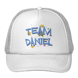 Team Daniel Customizable Trucker Hat