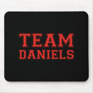 TEAM DANIELS MOUSE PAD