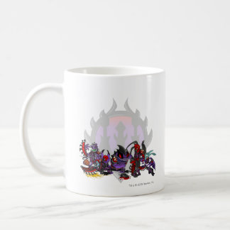 Team Darigan Citadel Group Coffee Mug
