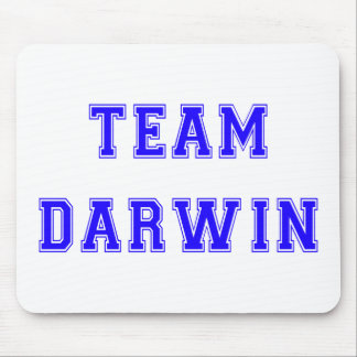 Team Darwin (blue) Mouse Pad