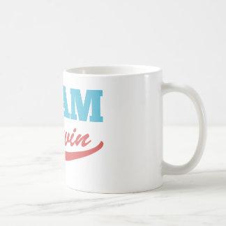 Team Darwin Classic White Coffee Mug