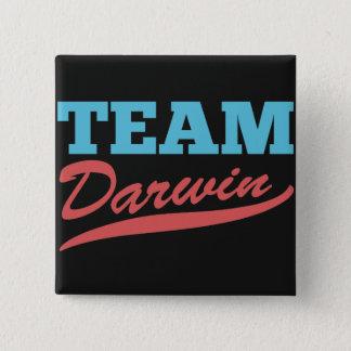 Team Darwin Pinback Button