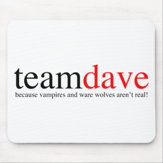 Team Dave Mouse Pad