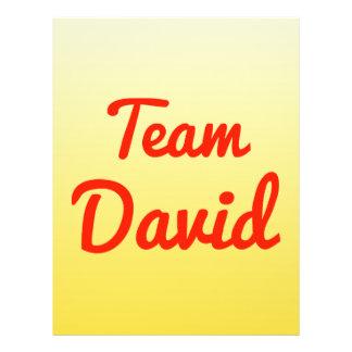 Team David Flyers