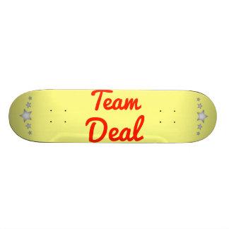 Team Deal Custom Skate Board